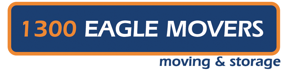 1300 Eagle Movers Logo